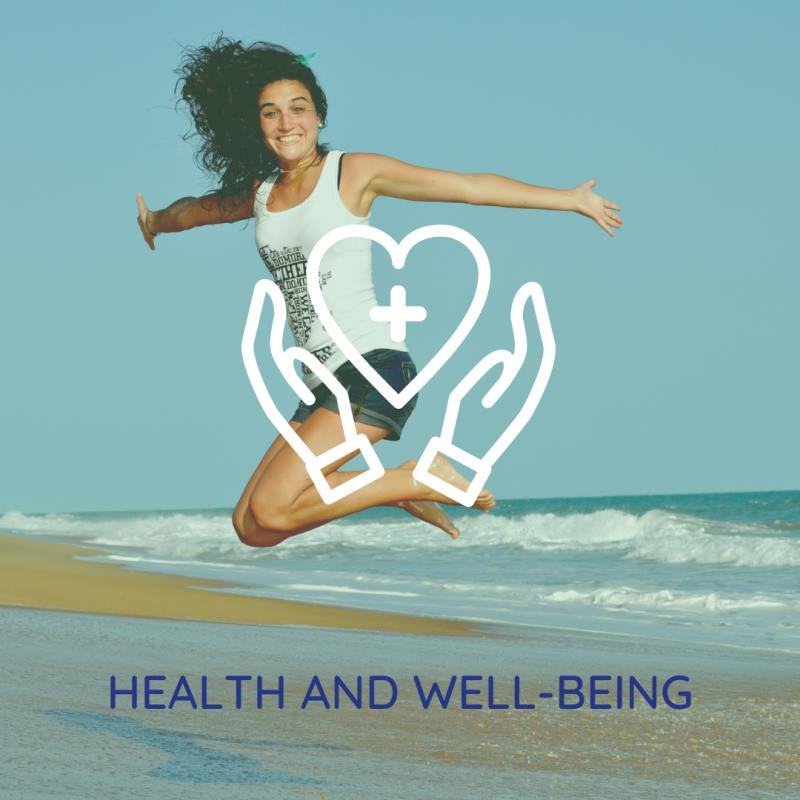 HEALTH AND WELL - BEING